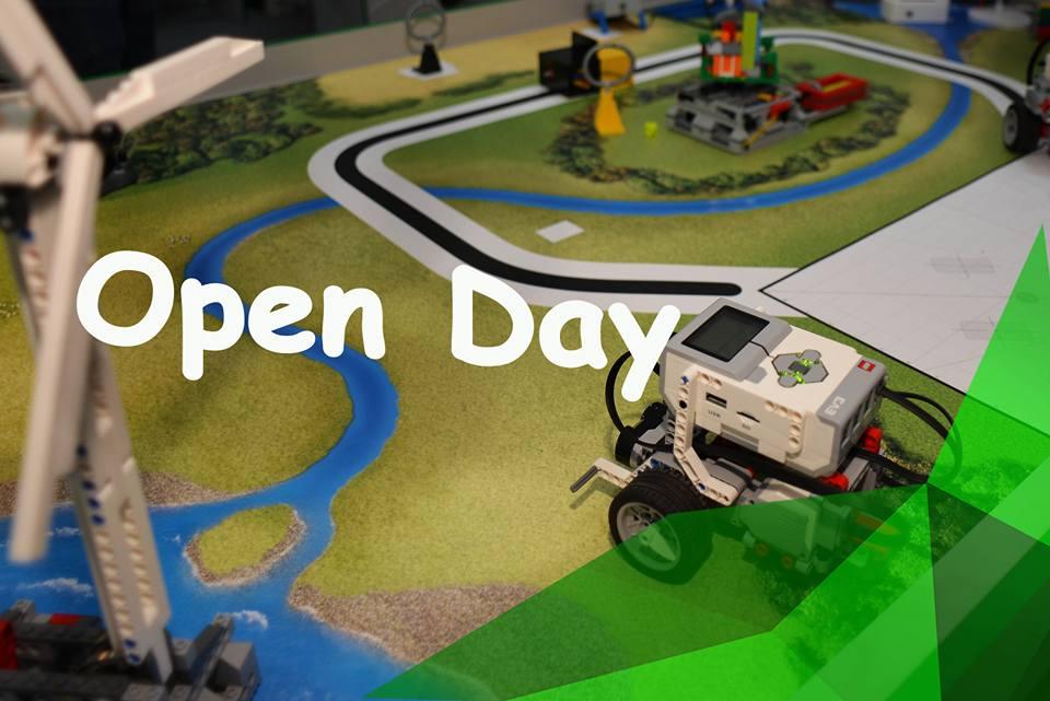 """День відкритих дверей  у науковому містечку """"Нова енергія"""""""