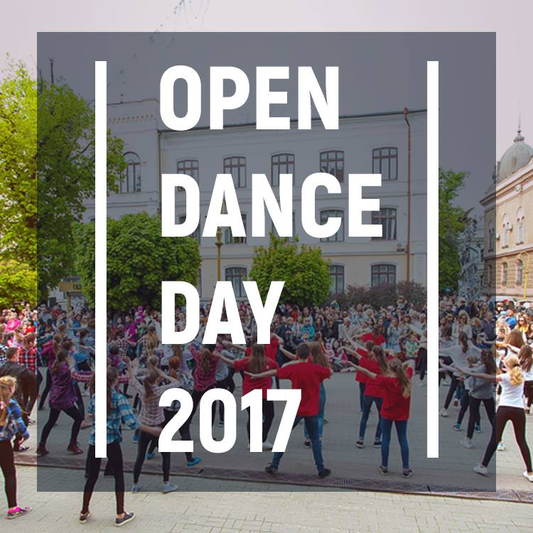 OPEN DANCE DAY 2017